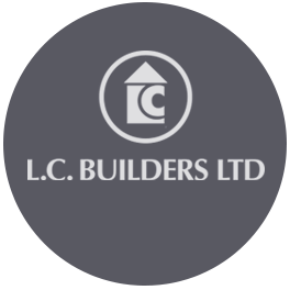 L.C. Builders LTD logo